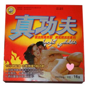 Zhengongfu Male Sex Capsules red box
