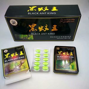 Black Ant King Male Enhancement Capsule