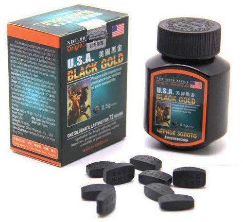 USA Black Gold Sex Pills