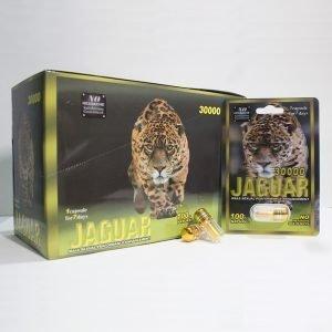 Jaguar 30000 Male Enhancement Capsule
