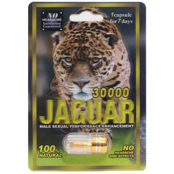 Jaguar Male Enhancement Pill